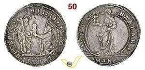 MANTOVA - GUGLIELMO GONZAGA  (1550-1587)  ...