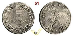 MANTOVA - VINCENZO I GONZAGA  (1587-1612)  ...