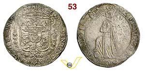 MANTOVA - VINCENZO II GONZAGA  (1626-1627)  ...