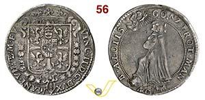 MANTOVA - VINCENZO II GONZAGA  (1627)  ...