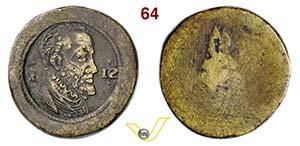 MILANO - FILIPPO II DI SPAGNA  (1554-1598)  ...