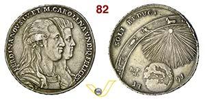 NAPOLI - FERDINANDO IV DI BORBONE  ...