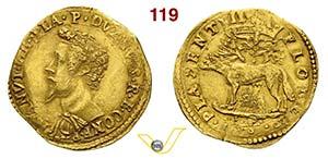 PIACENZA - RANUCCIO FARNESE  (1592-1622)  Da ...