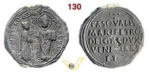 VENEZIA - PASQUALE MALIPIERO  (1457-1462)  ...