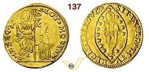 VENEZIA - ALVISE MOCENIGO II  (1700-1709)  ...