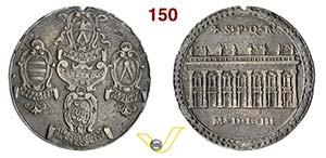 CLEMENTE VIII  (1592-1605)  Med. 1603 per la ...