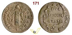 PRIMA REPUBBLICA ROMANA  (1798-1799)  2 ...