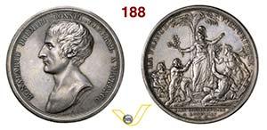 NAPOLEONE I Console  (1799-1804)  Med. An. 4 ...