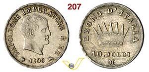 NAPOLEONE I, Imperatore  (1805-1814)  10 ...