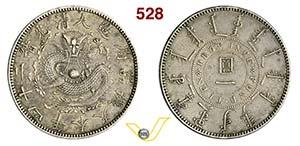 CINA - Fengtien -     Dollaro A. 24 (1898)   ...