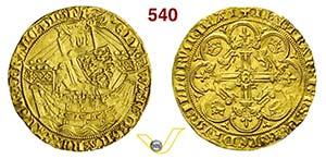 GRAN BRETAGNA - EDOARDO III  (1327-1337)  ...