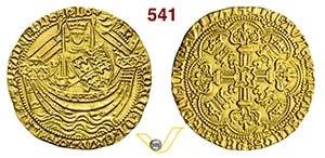 GRAN BRETAGNA - ENRICO V  (1413-1422)  ...
