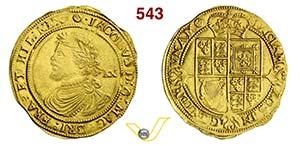GRAN BRETAGNA - GIACOMO I  (1603-1625)  ...