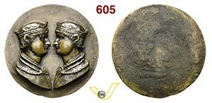 ROMOLO e REMO  1400 (XV Sec., fine)  ...