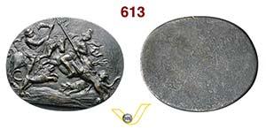 CACCIA AL LEONE  1500 (XVI Sec., metà)  ...