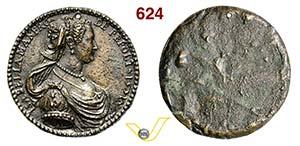 ISABELLA MANFRONI DE PEPOLI  1571  Med. ...