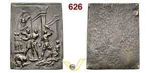 LA FLAGELLAZIONE  1600 (XVII Sec., inizio)  ...