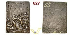 LA CADUTA DI CRISTO  1600 (XVII Sec., ...
