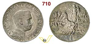ITALIA - SAVOIA - VITTORIO EMANUELE III  ...