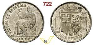 SPAGNA - SECONDA REPUBBLICA  (1931-1939)  1 ...