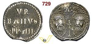 - URBANO IV  (1261-1264)  Bolla.  D/ ...