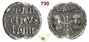 - MARTINO IV  (1281-1285)  Bolla.  D/ ...