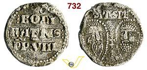 - BONIFACIO VIII  (1294-1303)  Bolla.  D/ ...