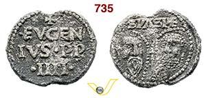 - EUGENIO IV  (1431-1447)  Bolla.  D/ ...