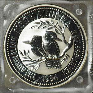 AUSTRALIA - 1994 - 2 Dollari ...