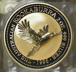 AUSTRALIA - 1996 - 2 Dollari ...