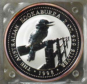 AUSTRALIA - 1998 - 2 Dollari ...