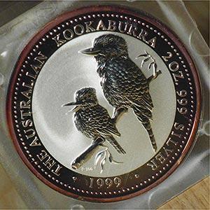 AUSTRALIA - 1999 - 2 Dollari ...