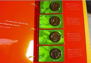 AUSTRALIA - 2000 - 5 Dollari Album con serie ...