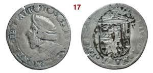 CASALE  GIAN GIORGIO PALEOLOGO  (1530-1533)  ...