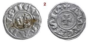 ASTI  COMUNE  (Sec. XII-XIV)  Denaro  s.d.   ...
