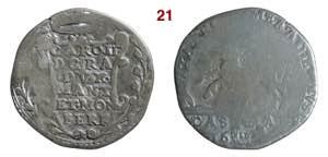 CASALE  CARLO II GONZAGA  (1637-1665)  4 ...