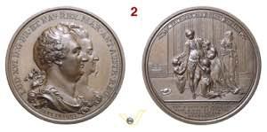 1793 - Addio di Luigi XVI alla famiglia  ...