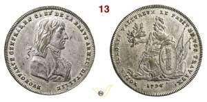 1796 - Buonoparte C.te Armata dItalia  ...