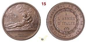 1796 - Passaggio Tagliamento e presa TS ...