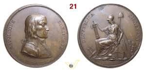 1797 - Fondazione Rep. Cisalpina  Essling ...