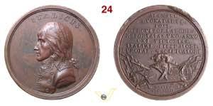 1797 - Trattato di Campoformio  Henn. 812  ...
