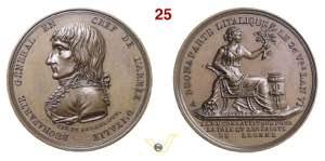 1797 - AllItalico - Buonap. C.te Armata ...