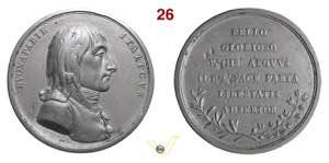 1797 - Trattato di Campoformio  Henn. 818  ...