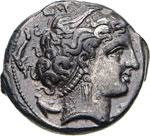 CAMPANIA - NEAPOLIS   (326-270 a.C. circa) ...