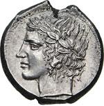 SICILIA - LEONTINI   (430-425 a.C.) ...