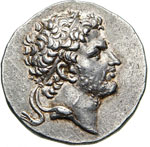 MACEDONIA PERSEO (179-168 a.C.) Tetradramma, ...
