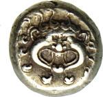 MYTILENE - LESBOS  (521-478 a.C.) Hekte in ...