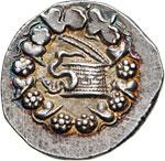MYSIA - PERGAMON  (85-76 a.C.) Cistoforo.  ...