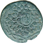 PONTUS - AMISUS  (85-65 a.C.) Tetracalco.  ...