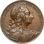 VITTORIO AMEDEO II  (1675-1718)  Med. s.d.  ...